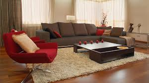 Furniture Deluxe Home Interior Design Idea With Brown Sofas And - Interior design sofa