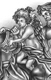 cherubs and archangel tattoos custom tattoos made to order