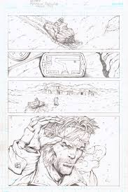 my take on wolverine marvel script artist show off comic vine