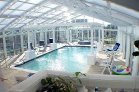 pool spa and sauna marlboro new jersey residential pool design