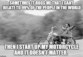Biker Meme - freedom biker memes imgflip