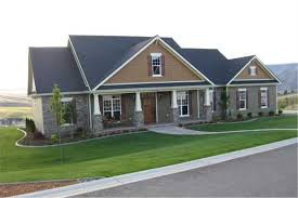 country home house plans craftsman ranch style home plan house plan 141 1038