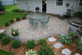 Brick Paver Patio Design 24 Paver Patio Designs Garden Designs Design Trends Premium