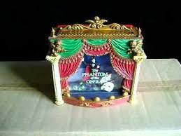 phantom of the opera carlton ornament 1999
