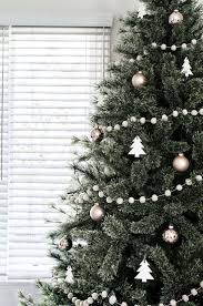 Black And Gold Christmas Tree Decorations Best 25 White Trees Ideas Only On Pinterest White Christmas