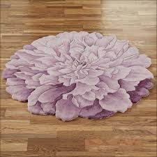 Shaped Area Rugs New Stunning Flower Shaped Area Rugs 4 24393