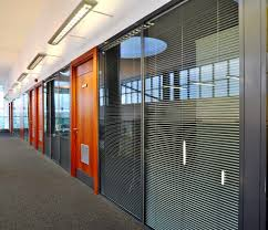 Partition Wall by High Partition Wall Systems Romstor Projects