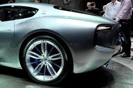 maserati alfieri white maserati alfieri coupe rims wheels nickcars com