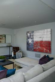 Interior Design License Texas Texas State Flag Wall Hanging Made From Reclaimed Pallet Wood