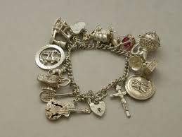 ebay jewelry silver charm bracelet images 213 best england uk english vintage charms bracelets images jpg