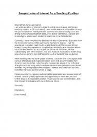 Sample Cover Letter for Senior Teacher   DocumentsHub Com   teacher cover letter sample