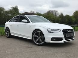2013 audi a4 black edition 2 0 tdi facelift white fsh