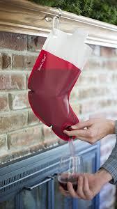 santa u0027s flask stocking flask