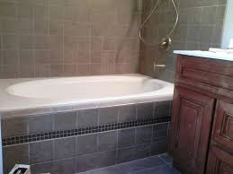 Tile Bathtub Ideas Bathtub Tiling Ideas Icsdri Org Throughout Bath Tub Tile Ideas