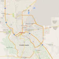 San Angelo Tx Map El Paso Texas Map