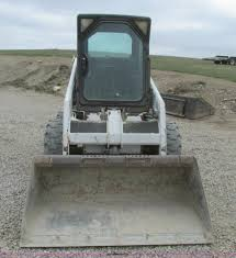2000 bobcat 753 skid steer item a8801 sold june 10 ag e