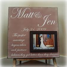 wedding presents personal wedding presents 5 best personalized wedding gifts ideas