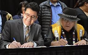 Department Of The Interior Doi Ahtna Intertribal Resource Commission And U S Department Of The