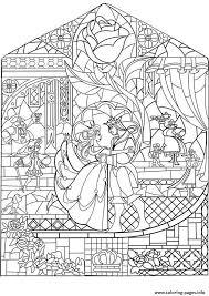 prince princess art nouveau style coloring pages printable