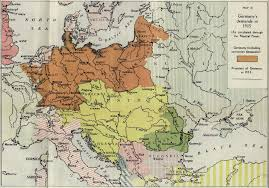 Map Of Poland And Germany by