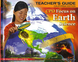 cpo focus on earth science teacher u0027s guide california edition