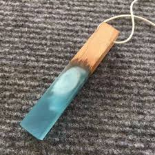 resin necklace wholesale images New fashion hand wood resin necklace pendant men and women jpg