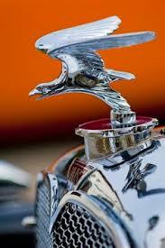 1931 model a ford quail ornaments quails