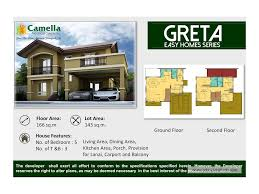 camella homes dumaguete house for sale greta model cebuclassifieds