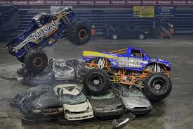 monster truck show hamilton monster trucks attract fans of all ages at aud news uticaod