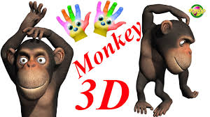 monkey dance top 10 cartoon funny finger family rhymes for