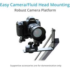 filmcity 4ft flylite pro 4 camera jib with stand camera jibs