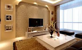 unit tv apartments endearing room decor fashion elegant wall design for