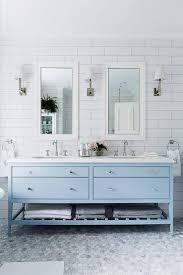 Bathroom Vanity Backsplash Ideas by Best 20 Blue Subway Tile Ideas On Pinterest Glass Subway Tile