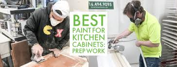 how to prep cabinets for painting the best paint for kitchen cabinet painting home painters