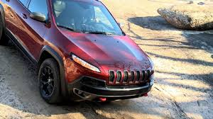 old white jeep cherokee 2014 jeep cherokee offroad youtube