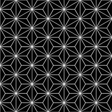 japanese pattern black and white japanese pattern black stars fabric vannina spoonflower