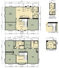 modular home floor plans michigan michigan modular home floor plan 5624 house pinterest bed room