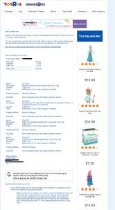 Order Confirmation Template by 5 Tips To Improve Email Order Confirmations Practical Ecommerce