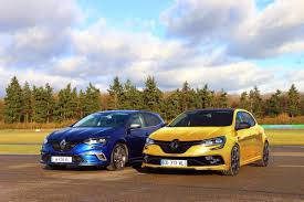 new renault megane you could be fooled into thinking this is the new renault megane