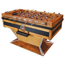 vintage foosball table for sale furniture foosball tables unique italian 50 s foosball table for