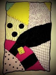 nightmare before crochet pattern afghan graph crochet