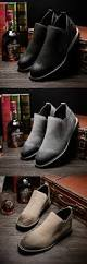 new arrival 2017 men suede shoes high quality winter shoes chelsea