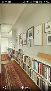 Wall Bookcase 62 Home Library Design Ideas With Stunning Visual Effect