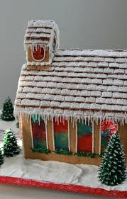 gingerbread church sweetopia