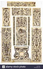 renaissance ornaments stock photo royalty free image 49960090