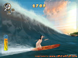 thanksgiving surf video game preview pictures and videos surf u0027s up naruto ninja