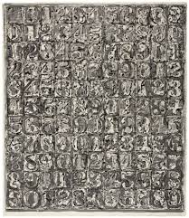 Jasper Johns Map Johns Jasper Numbers Abstract Sotheby U0027s N09713lot72zxmen