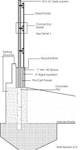 Curtain Wall House Plan To Curtain Walls Images To Curtain Walls