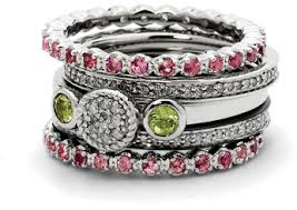 stackable mothers rings stackable mothers rings stacking sterling silver mothers rings