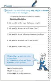grade 5 grammar lesson 3 verbs finite and non finite 4 grade 5